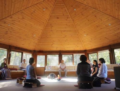 Weekend meditation retreats at the Gawler Foundation